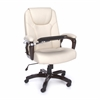 ORO Series Designer High-Back Multi-Task Chair, Cream