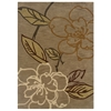 "Trio Collection, 22""W X 34""D X 1.5""H, Beige"