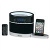 Jensen Docking Clock Radio with Night Light