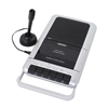 Shoebox Style Cassette Player/Recorder