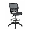 Deluxe Ergonomic AirGrid Seat and Back Drafting Chair