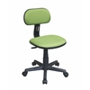 Office Star Task Chair in Green Fabric