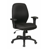 Icon Black Syncro Chair