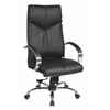 Deluxe High Back Black Chair
