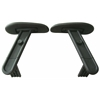Office Star Adjustable Arms Fits All Drafting Chairs Only