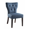 Andrew Chair in Klein Azure