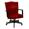 Office Star Morgan Managers Chair (Crimson Red)