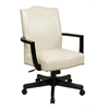 Office Star Morgan Managers Chair (Cream)