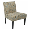 Office Star Delano Desk Chair in Avignon Mist