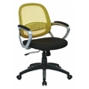 Office Star Bridgeport Office Chair (Yellow)