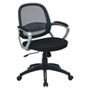Office Star Bridgeport office Chair (Grey )