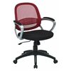Office Star Bridgeport Office Chair (Red )