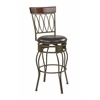 "30"" Cosmo Metal Swivel Barstool"