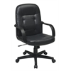 Office Star Eco Leather Executive Chair