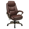 Office Star Executive Eco Leather Chair