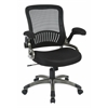Office Star Screen Back and Mesh Seat Managers Chair