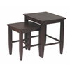 Office Star 2pc Nesting Tables