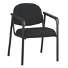 Office Star Designer Plastic Visitor Chair with Shell Back