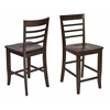 Office Star Jamestown 2pk Barstools