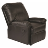 Office Star Kensington Recliner (Black)