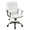 Office Star Malta Office Chair in White