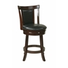 "Office Star 24"" Swivel Barstool"
