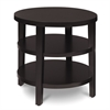"Office Star Merge 20"" Round End Table"