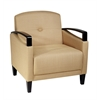 Office Star Main Street Chair in Woven Wheat