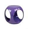 Office Star Slick Cube in Purple