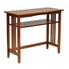 "Office Star Sierra 36"" Foyer Table (Ash Finish)"