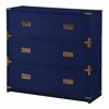 Wellington 3-Drawer Cabinet