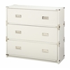 Wellington 3-Drawer Cabinet