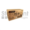 KM-F650 TK40 SD BLACK TONER