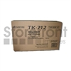 KYOCERA FS-9130DN TK712 SD BLACK TONER