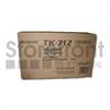 FS-9130DN TK712 SD BLACK TONER
