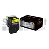 LEXMARK CS310N 1-HI YLD YELLOW TONER