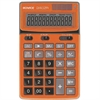 240Z RED 12 DIGIT LRG DISPLAY DESKTOP CALC