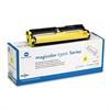 Konica Minolta 1710517006 High-Yield Toner, 4500 Page-Yield, Yellow