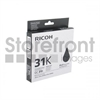 AFICIO GXE3300N GC31K SD BLACK INK