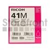 RICOH AFICIO SG3110DN GC41M SD MAGENTA INK