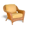 Lexington Club Chair - Mojave - Rave Lemon