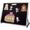 Best-Rite Mfg. Tabletop Flannel Easel