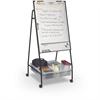 Best-Rite Mfg. Storage Wheasel® - Middle Rack w/2 Tubs