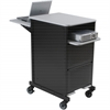 XTRA WIDE PRES CART (Gray)