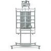 iTeach 2 - Electric Wallmount w/ Cart & Short Throw Arm