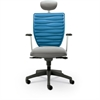 Renew Executive Chair - Gray/Gray