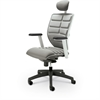Balt Renew Managerial Chair Gray/Gray