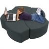 Small Shapes Soft Seating - (Set of 5)