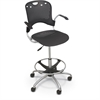 Circulation Stool for Sit/Stand Desks