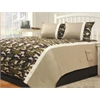 Camp Dynasty 2 pc Twin Comforter Set, Khaki